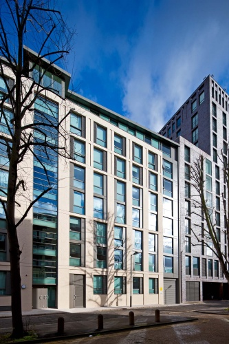 Architectural Glazing Project: Unite Waterloo Road