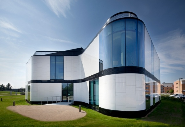 Architectural Glazing Project Schuco Curtain Wall