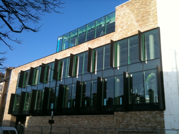 Brise Soleil Louvres Solar Shading Systems Anglian