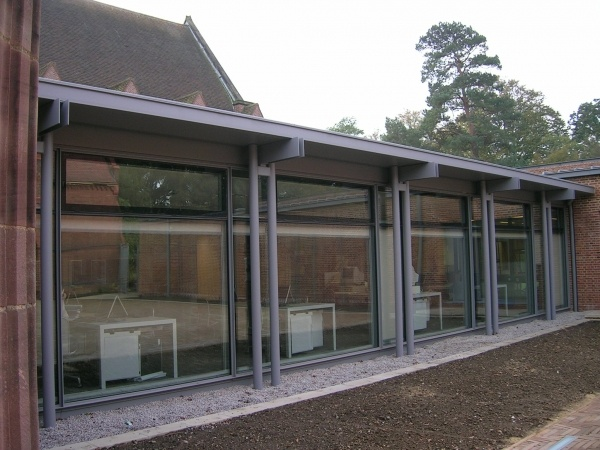Curtain Wall Amp Corporate Retail Anglian Architectural Ltd