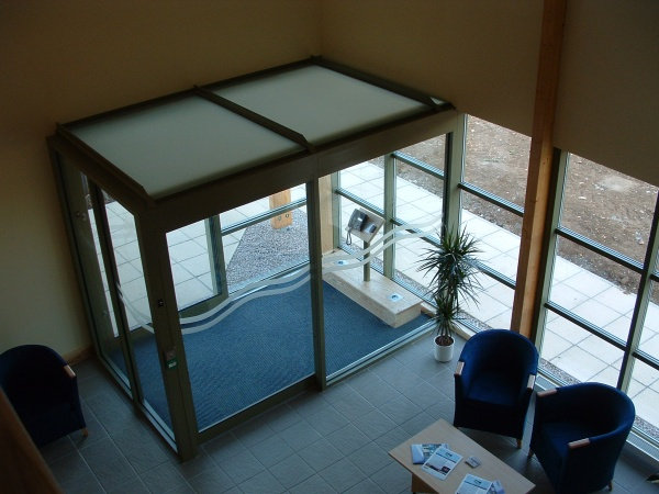 Canopies Porches Lobbies And Shelters Anglian