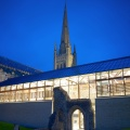 Norwich Cathedral Hostry Visitor and Education Centre