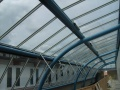 Vitral A74 three tier mono pitch rooflight