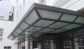 Beaumont Hotel Entrance Canopy - angarch.com
