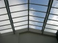 Vitral dual pitch 2 tier rooflight